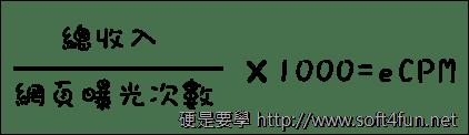 [SEO] 網站獲利的秘密,深入探討 eCPM 背後的涵義 eCPM