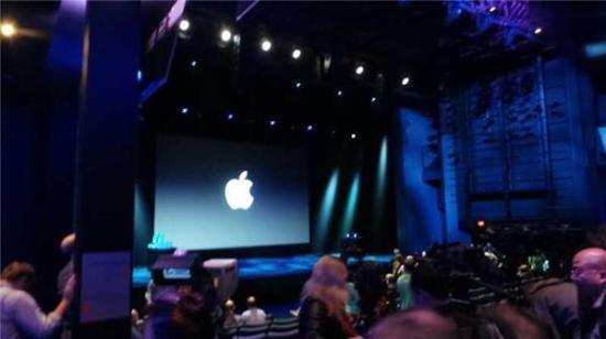 2013 Apple iPad 發表會中文即時轉播 inside