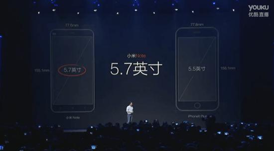 小米推出大尺寸小米NOTE 與小米NOTE 頂配版,高階規格售價僅 2,299 人民幣! 21