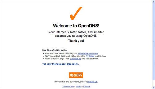 [網路相關] OpenDNS - 讓瀏覽網路更順暢 (二) 設定篇 475182754_78c0aad012