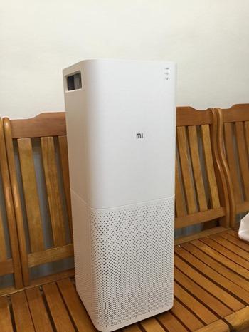俗又大碗的「小米空氣清淨機」開箱,PM 2.5 過濾效率測給你看 11695728_10205377645934701_4231273020330007747_n