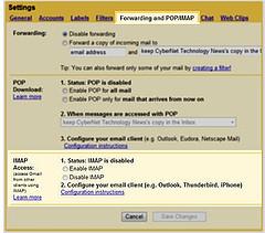 [新訊看板] GMail 開始支援 IMAP 協定了!? 1726389021_f2a3515bec_m
