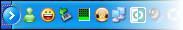 [桌面相關] 如何讓右下角那堆圖示消失? 2223118577_f2bd6c2bc6_m