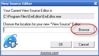 [瀏覽相關] 變更IE檢視原始碼程式的軟體 - View Source Editor 516832589_bd4b8f5632_o