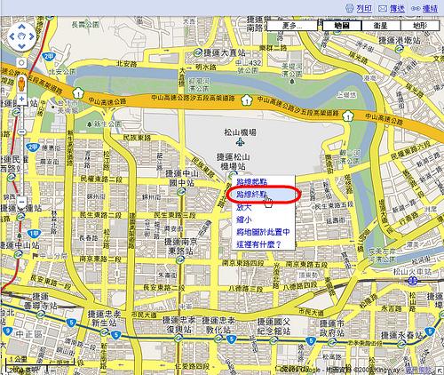 讓 Google 地圖幫您規劃旅行路線 3976651591_dd216c1ef4
