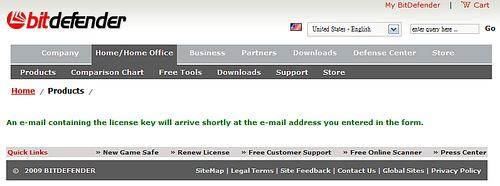 BitDefender 防毒軟體免費 一年免費! 3702247903_1fefd55e0f