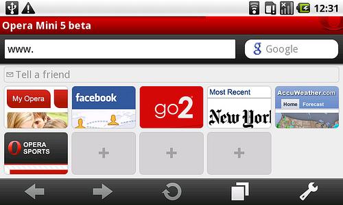 更快、更省錢的手機瀏覽Android 版的 Opera Mini 5 beta 發表 4423774225_e3d04632bb