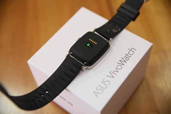 ASUS VivoWatch 運動手錶,電池續航超長,可測UV等級、心率 clip_image011