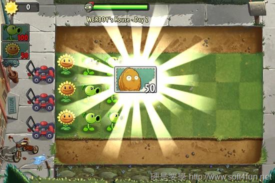 最新大作《植物大戰殭屍2》遊戲體驗心得介紹(含下載方式) 2013-07-12-14.46.00