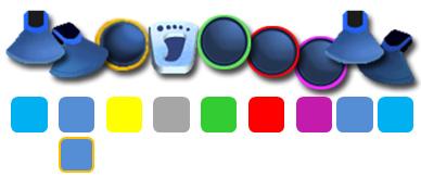 顏色對照圖
