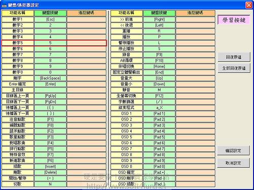 [影音相關] JetKTV 輕鬆打造免費 KTV 點唱機 (進階設定篇) 3150582391_3065bacc58
