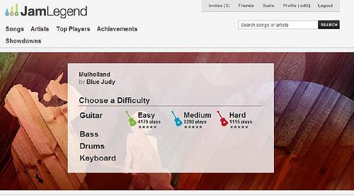 [好玩遊戲] 超酷線上版吉他英雄(Guitar Hero),用力玩轉你的鍵盤吧! 2888233698_951c6573c4