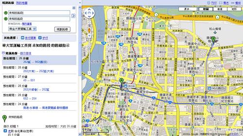 讓 Google 地圖幫您規劃旅行路線 3976639065_9cea66e94a