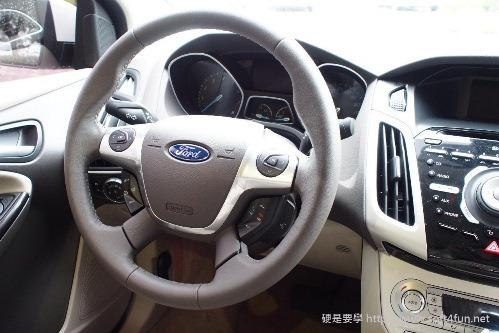 [試駕]令人驚艷的福特 Focus MK3 1.6L GHIA 09_thumb