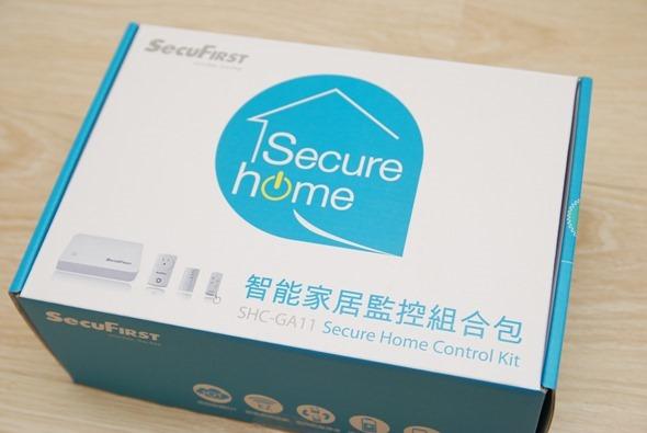 [評測] SecuFirst SHC-GA11 智能家居監控組合包:免花大錢也能擁有智慧宅的解決方案 DSC_0001