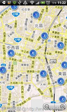 [Android] 推薦 4 款旅遊必備 APP(遊樂地圖、拍照景點、行動導遊、景點評價) -0121_thumb