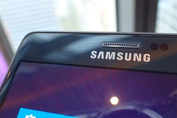 多一個螢幕很不一樣!Samsung Galaxy Note Edge 正式在台灣發表 P1280176
