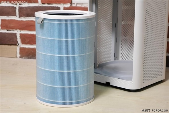 台灣開賣!小米空氣淨化器1、2代差異與淨化效率實測 003721566