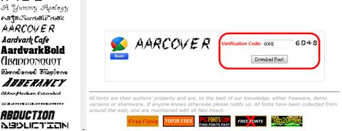 字型大補帖,收錄超過 60,000 種英文字型免費下載(含即時預覽功能) -06