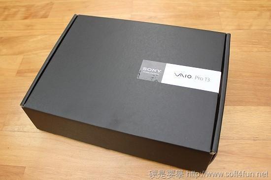 [評測] Sony VAIO Pro13 超輕薄碳纖維觸控筆電 clip_image001