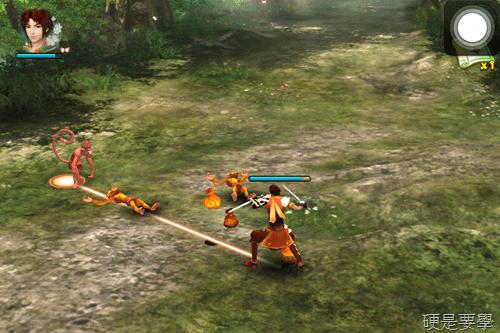 經典遊戲《仙劍奇俠傳5:劍傲丹楓》遊戲心得(iPhone/iPad) IMG_0178