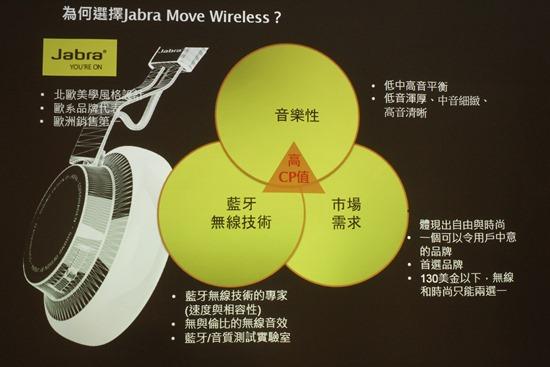 Jabra Move Wireless 無線藍耳機體驗會與產品評測 image007