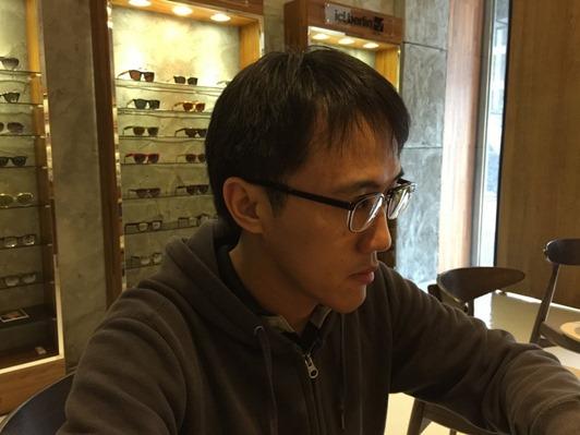 光明分子MOSCOT眼鏡-106