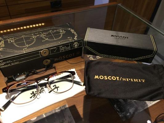 光明分子MOSCOT眼鏡-107