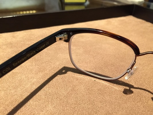 濾藍光眼鏡配鏡推薦:光明分子的眼鏡世界 MOSCOT135