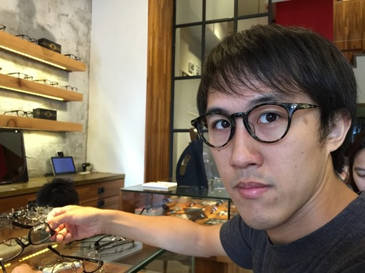 濾藍光眼鏡配鏡推薦:光明分子的眼鏡世界 MOSCOT22_3