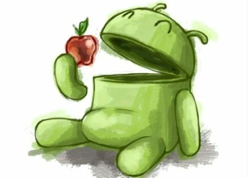 【硬站午報】HTC 手握九把刀反控告 Apple、《Diablo III 暗黑破壞神3》Beta 測試版下載、Opera 將推出 Opera TV Emulator 模擬器 android-eats-apple