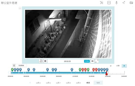 SpotCam HD:專為家庭與辦公室打造的雲端高畫質廣角攝影機 spotcam02