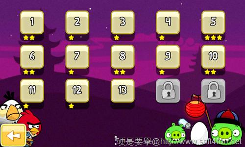[Android] Angry Birds Season 推出中秋特別版本 (Moon Festival),滿滿的中國韻味(含月餅取得攻略) angry-bird-season-04