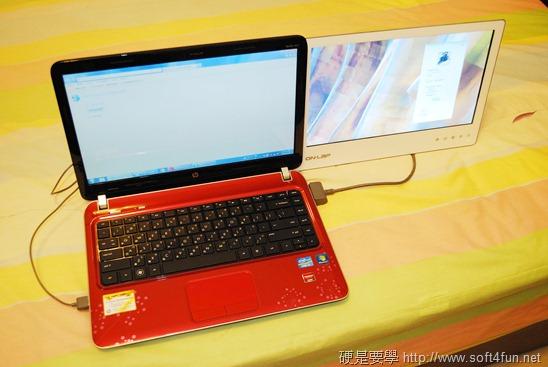 [開箱] GeChic 1302 行動延伸螢幕,雙螢幕也可以隨身帶 DSC_0030