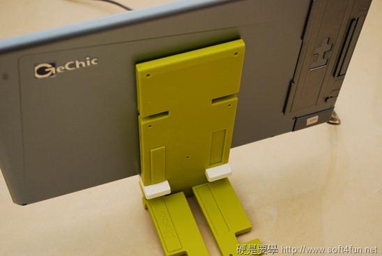 [開箱] GeChic 1302 行動延伸螢幕,雙螢幕也可以隨身帶 DSC_0958