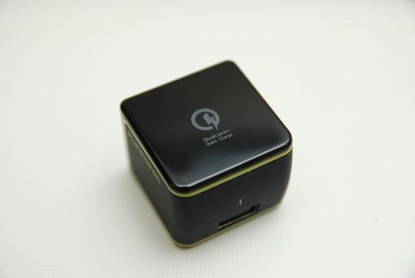 好快!QuickCharge 2.0 快速充電器充電速度快75% DSC_0050