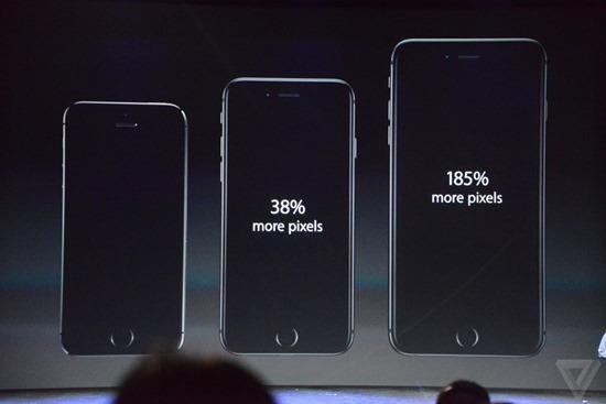 大尺寸 iPhone 發布!Apple 推出 iPhone 6 及 iPhone 6 Plus DSC_4459