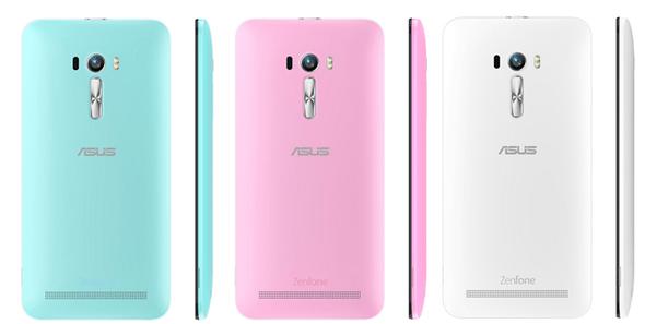 華碩即將推出 ZenFone Selfie 神拍機,馬卡龍配色好誘人 [捷運科技報] image_3