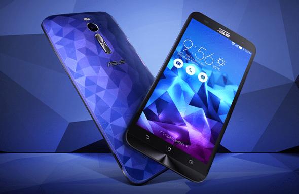 ZenFone 2 Deluxe 晶鑽版,水晶質感容量再加倍 [捷運科技報] image