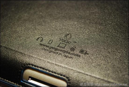 [開箱] 日系輕薄 New iPad 皮套 - Yogo ThinBook DSC_0034