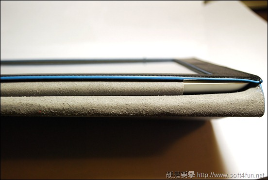 [開箱] 日系輕薄 New iPad 皮套 - Yogo ThinBook DSC_0039