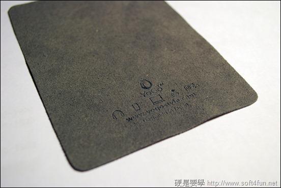 [開箱] 日系輕薄 New iPad 皮套 - Yogo ThinBook DSC_0064