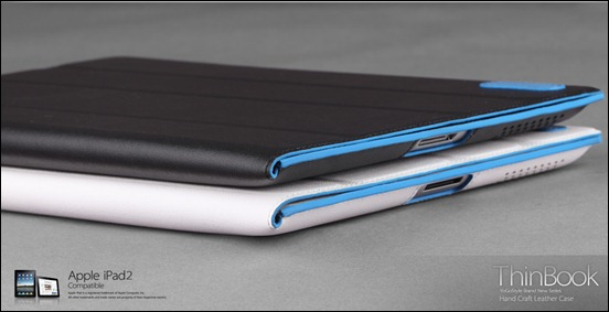 [開箱] 日系輕薄 New iPad 皮套 - Yogo ThinBook ipad2thinbook09