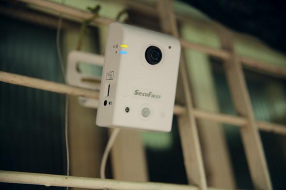 SecuFirst WP-P01S 180度超廣角無線攝影機評測 IMG_8226_3