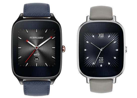 IFA 展前發表會,華碩推出 ZenWatch 2、ZenFone Zoom、Vivo Stick PC、Zen AiO S 與 RT-AC5300 五款新產品 zenwatch-2