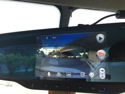ADENOVO ADE-I 後照鏡型智慧車載行車紀錄器開箱評測 image035