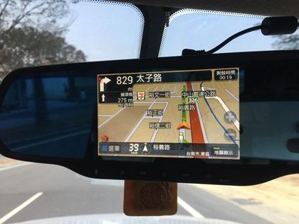 ADENOVO ADE-I 後照鏡型智慧車載行車紀錄器開箱評測 image085