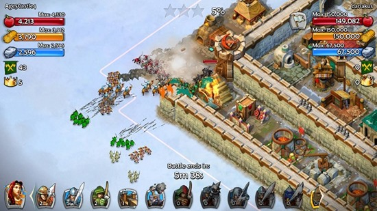 再續經典!世紀帝國 Age of Empire: Castle Siege 正式上架 Windows Store Screenshot.380347.1000007