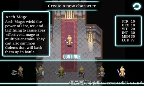 [Android遊戲] iOS 移植強檔大作:Inotia 3: Children of Cania 官方中文版[update] select