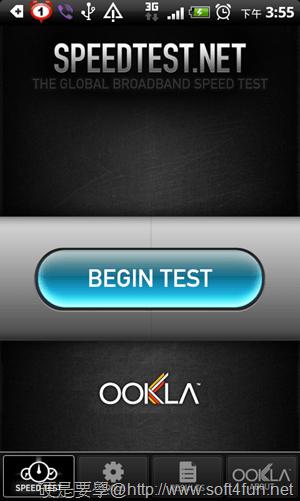 [Android/iOS] SpeedTest.net:2G、3G、WiFi 無線網路測速工具 speedtest.net-01